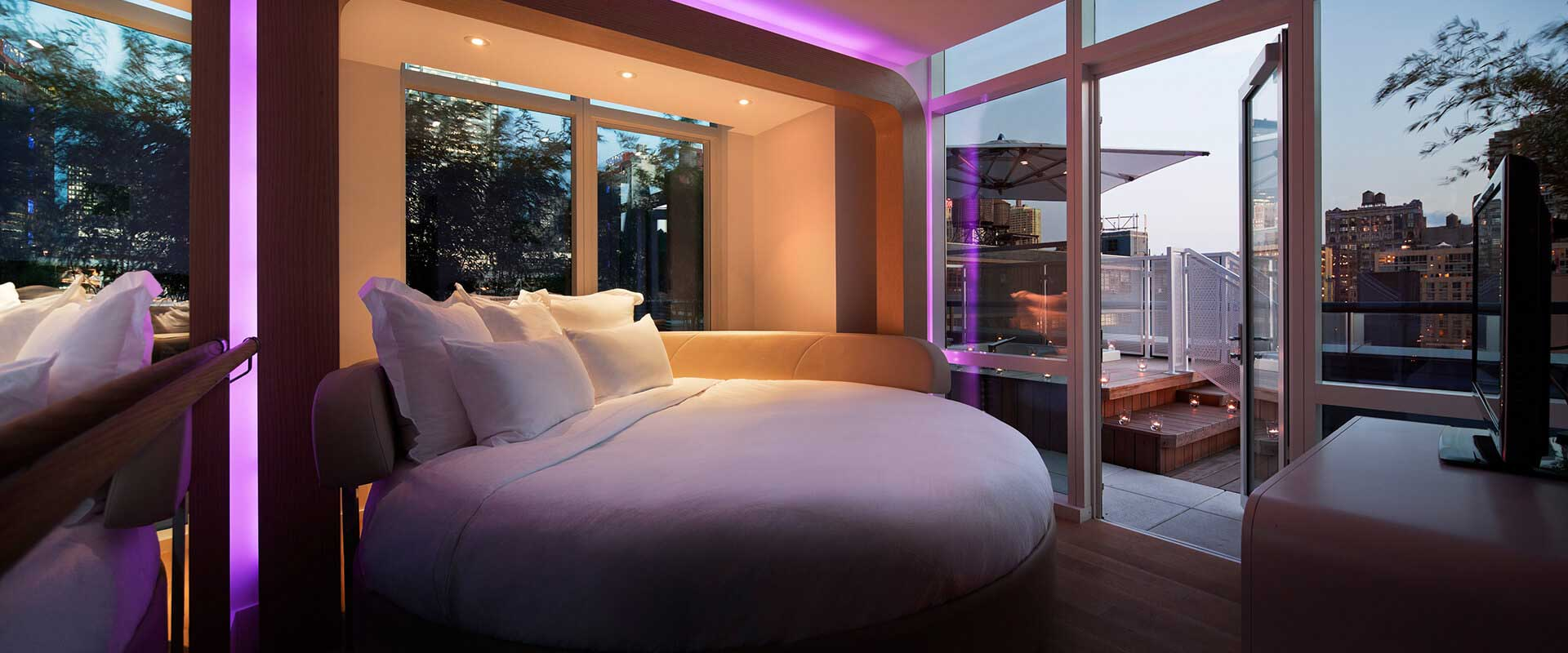 YOTEL, Times Square West, NYC, USA